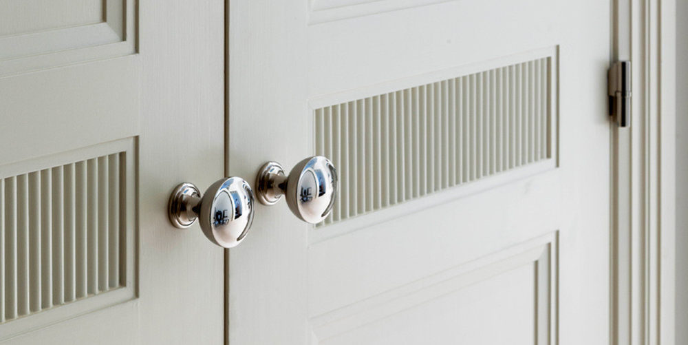 John B Murray Architect | Doorknob