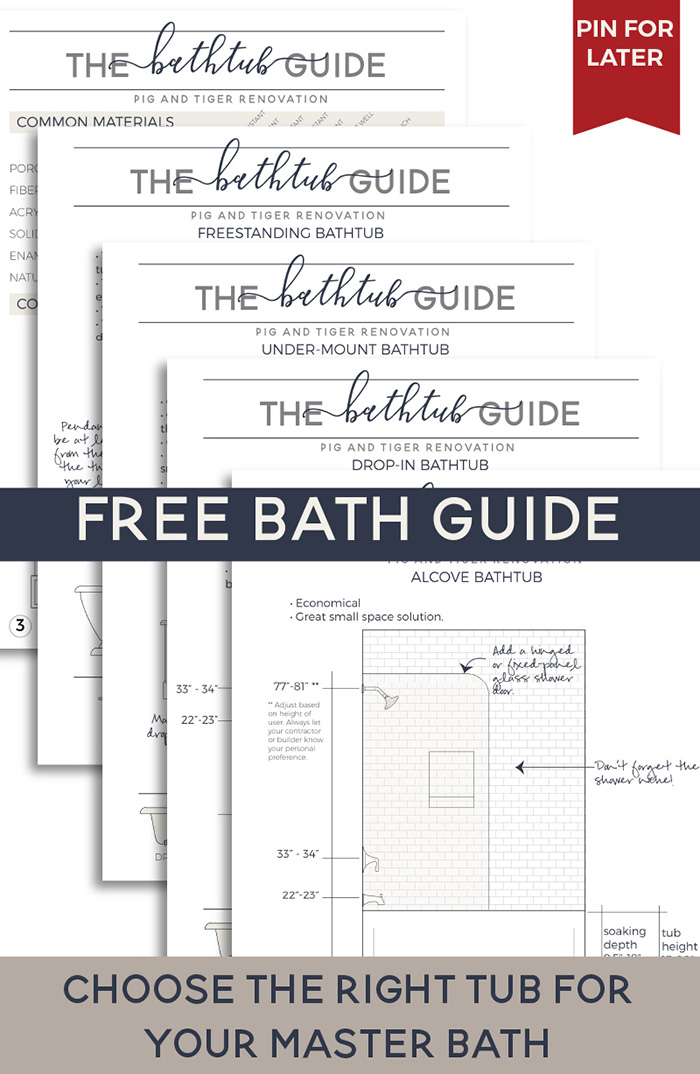 FREE BATH GUIDE