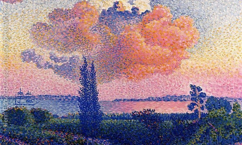 Henri Edmond Cross via henriedmondcross.org