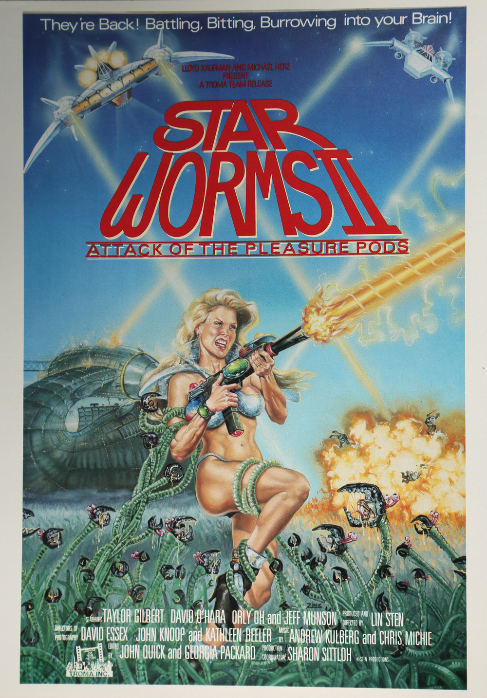 Star Worms II