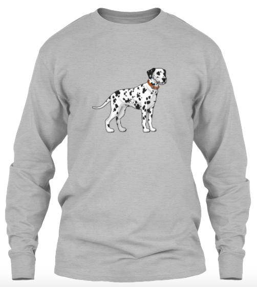 JPF Sport the Dog Long Sleeve Tee