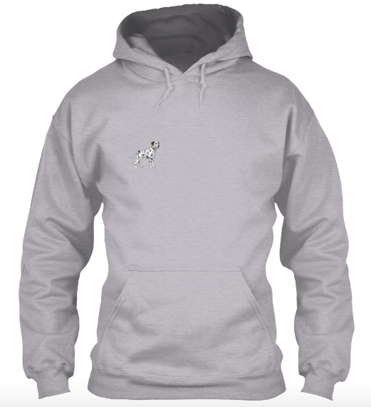 JPF Sport the Dog Hoodie