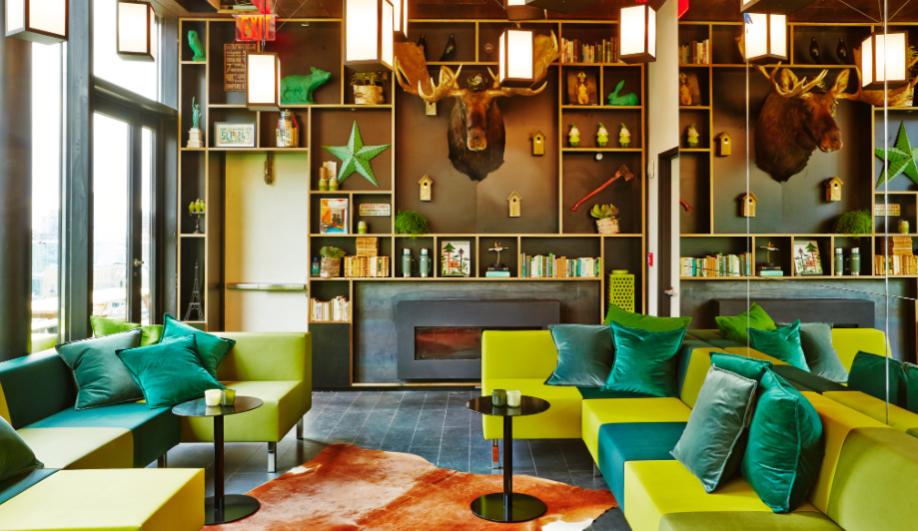 Travel Trend: CitizenM Hotel\'s Private Bar — The Story Bar