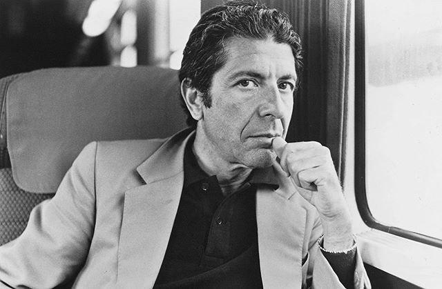 """Only one thing made him happy. And now that it was gone everything made him happy."" ― Leonard Cohen; portrait by Ullstein Bild  _____________ #quotes #quoteoftheday #leonardcohen #music #musician #poet #poetry #icon #american #writing #blackandwhitephotography #photography #portrait #story #stories #thestorybar"