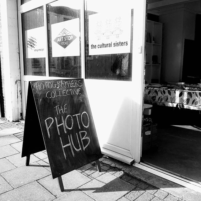 We're at The Photo Hub at Art Stop on Church Street, Stoke (just up from Wetherspoons) until 8pm.  Come say Hi!