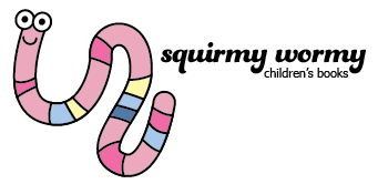 Squirmy Wormy Children's Books