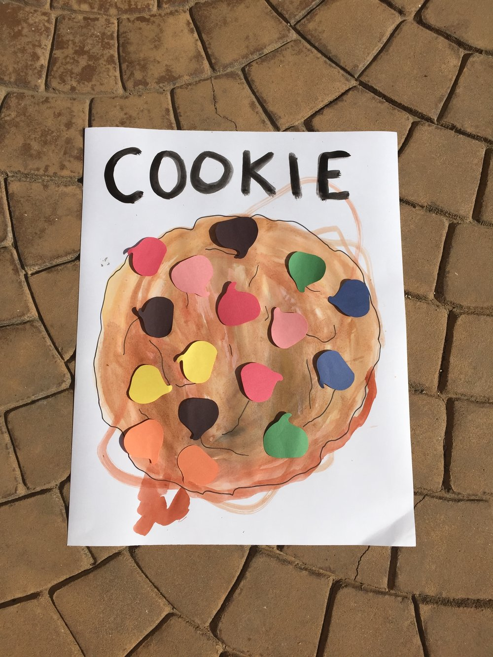 Giant Cookie Project