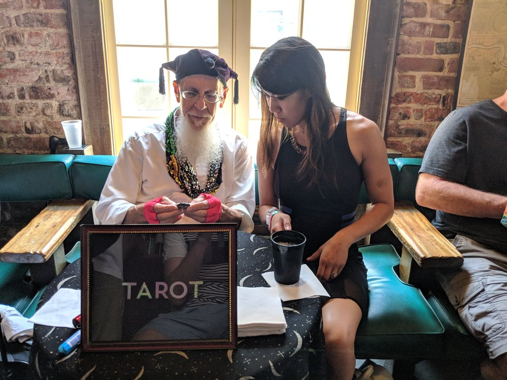 More Tarot
