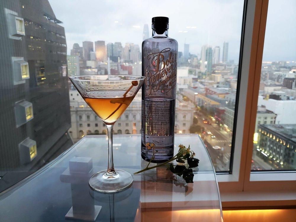 Tuxedo-cocktail