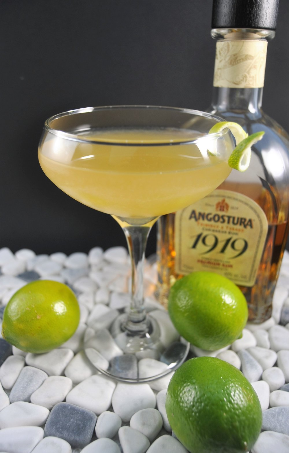 One version of the daquiri I made with Angostura 1919.