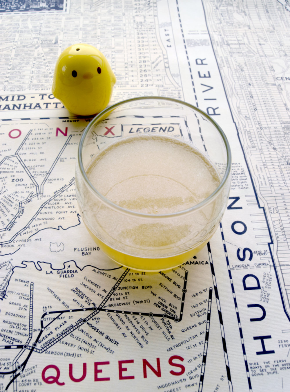 Here be Chickens - Tequila cocktail