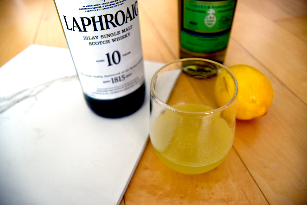 Laphroaig Cocktail