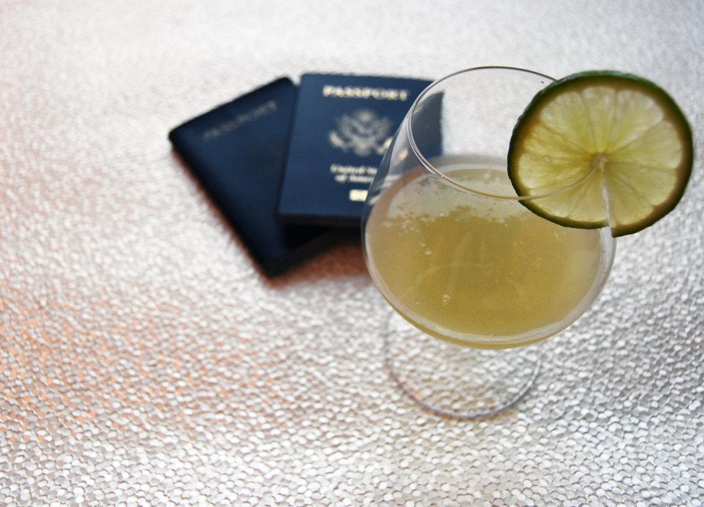 Islay Word Cocktail