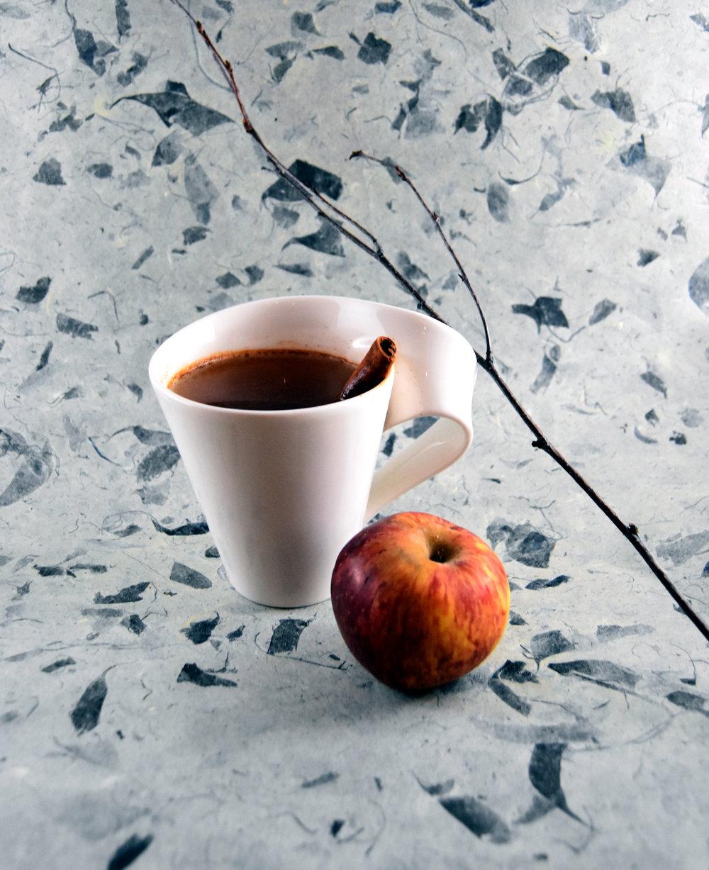 Apfel Schnaps Cocktail