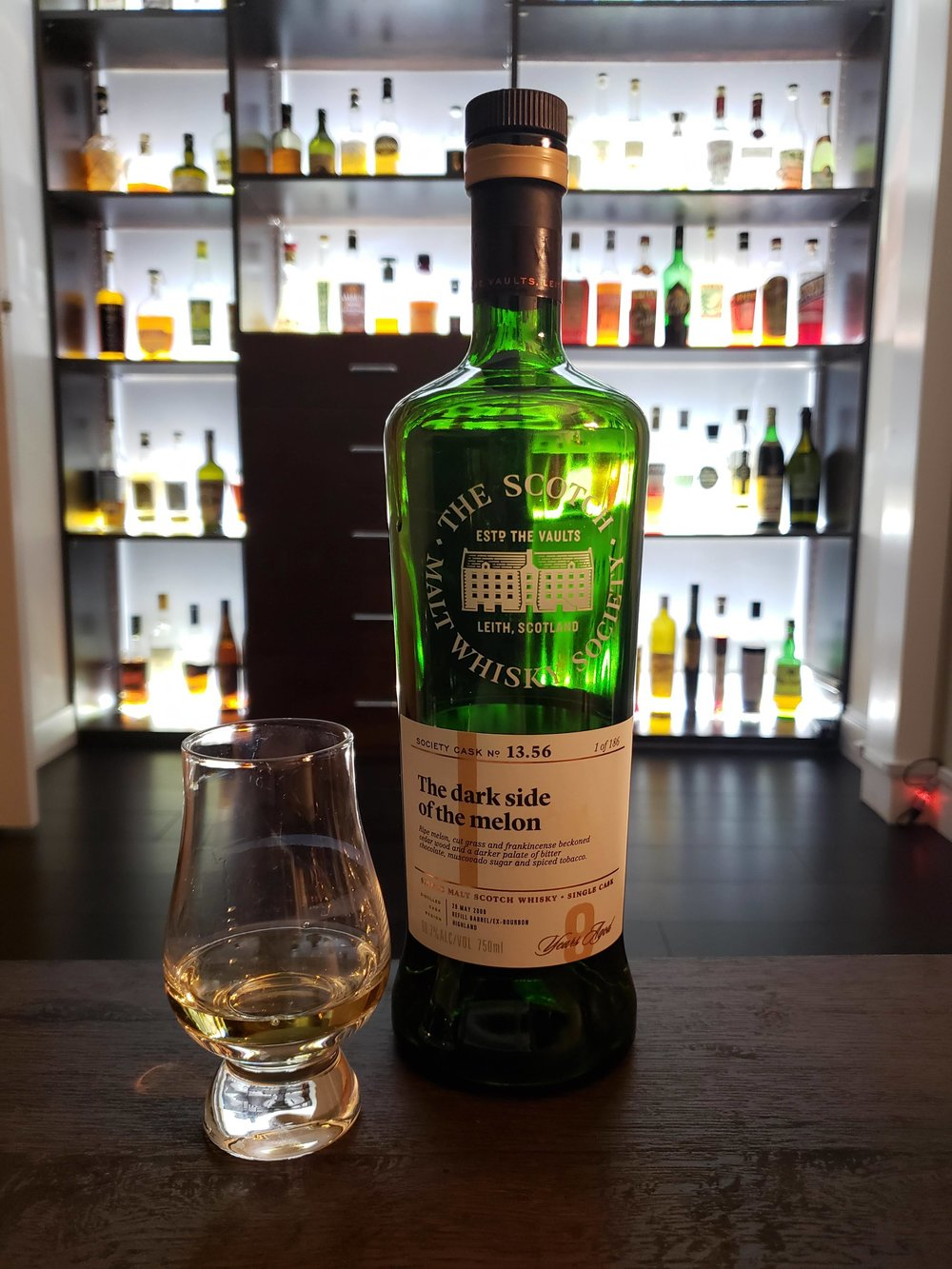 SMWS Dark Side of the Melon