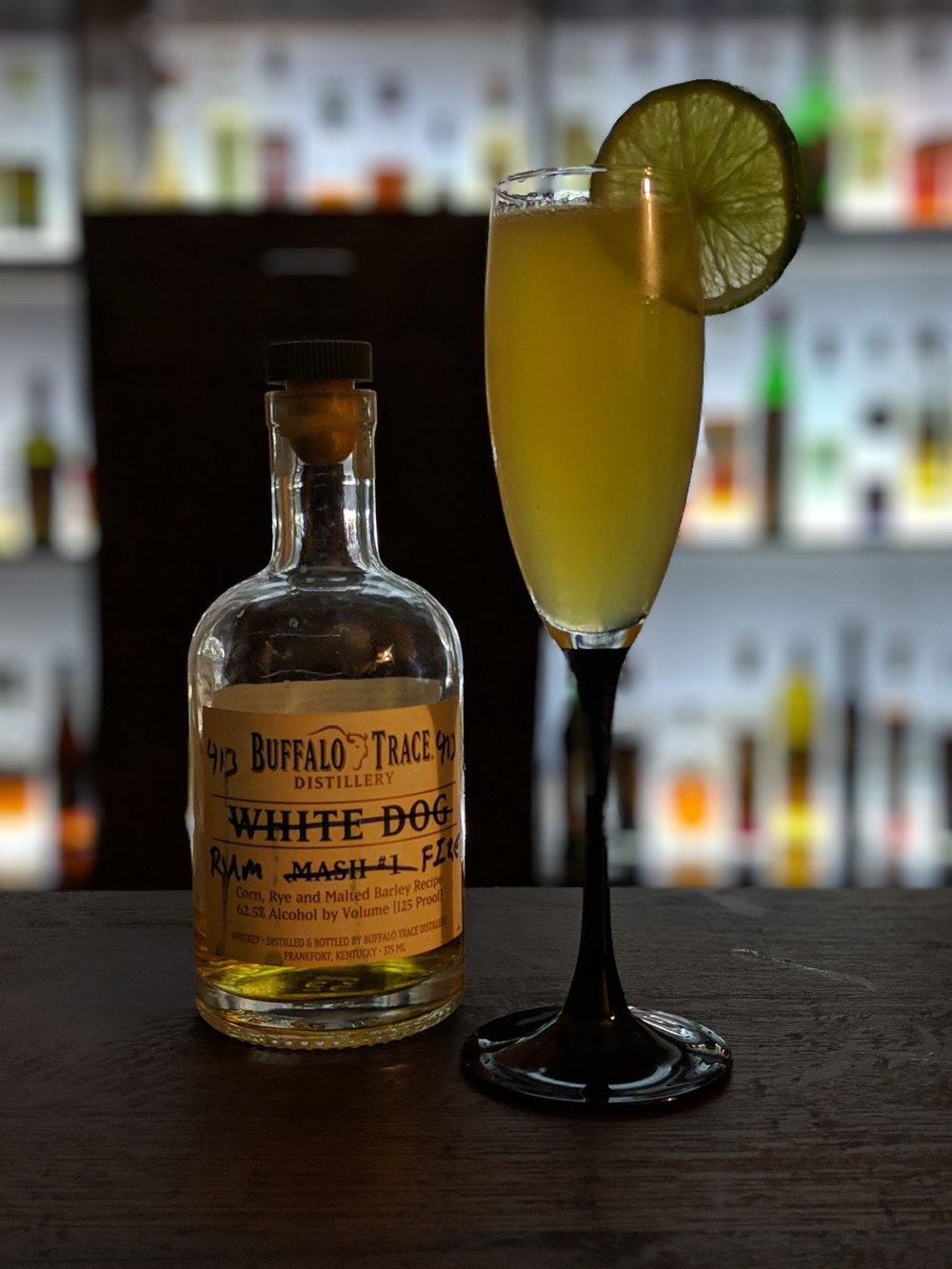 Silver Daisy Cocktail