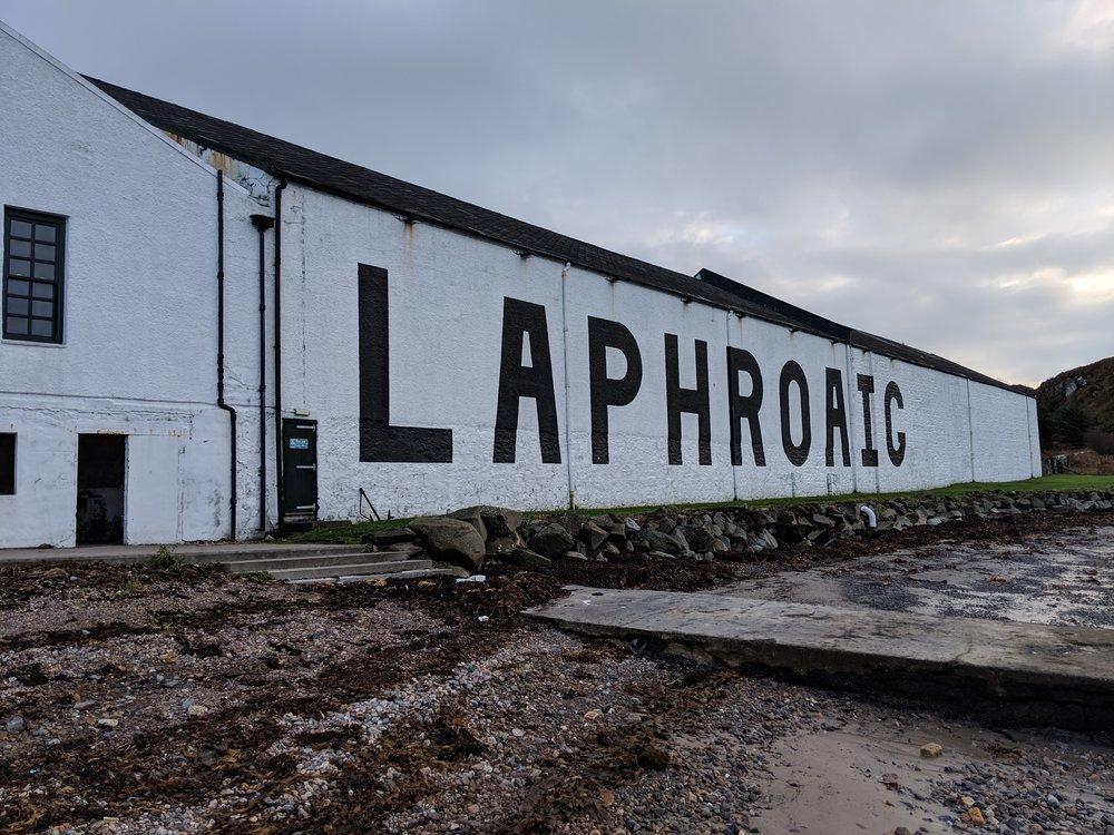 The signature, seaside warehouse.