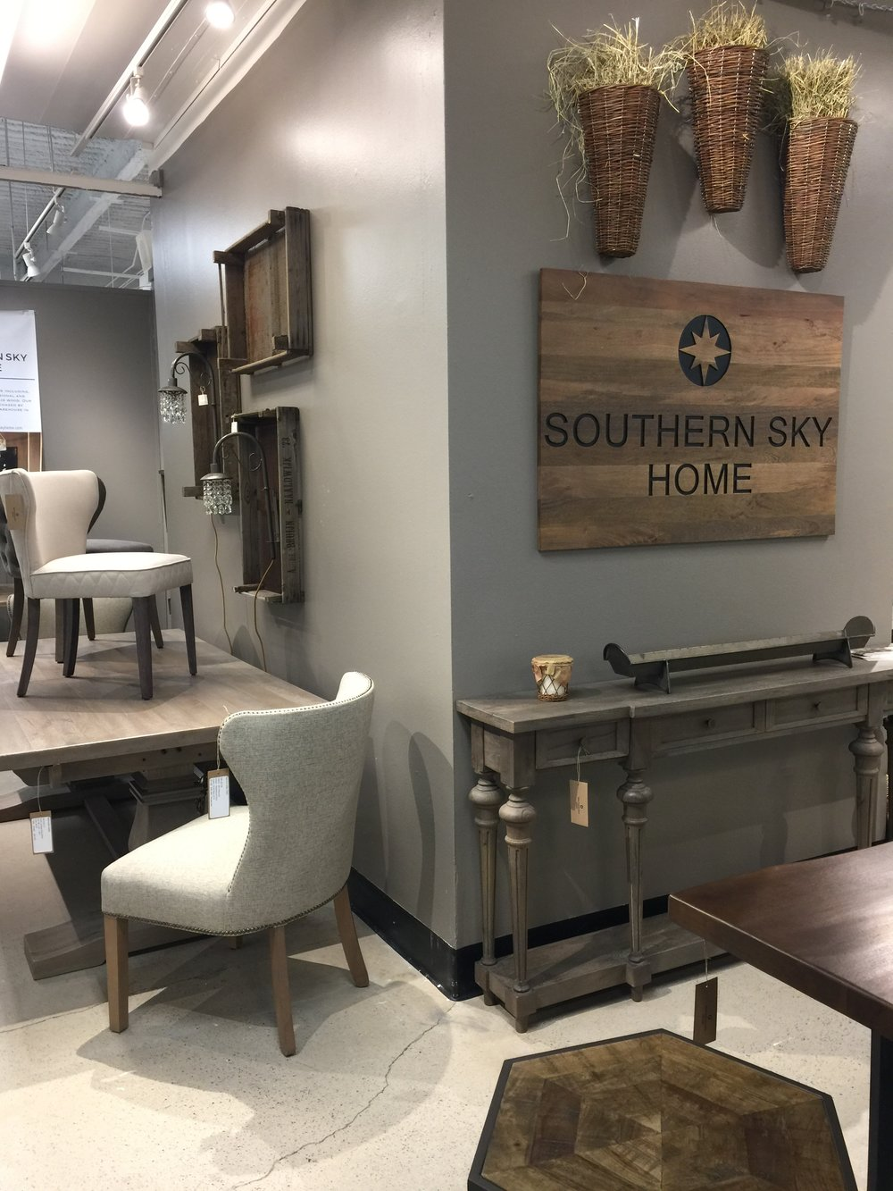 Merveilleux Stash Home (Memphis) Inspiration Board With Our Brittany Table