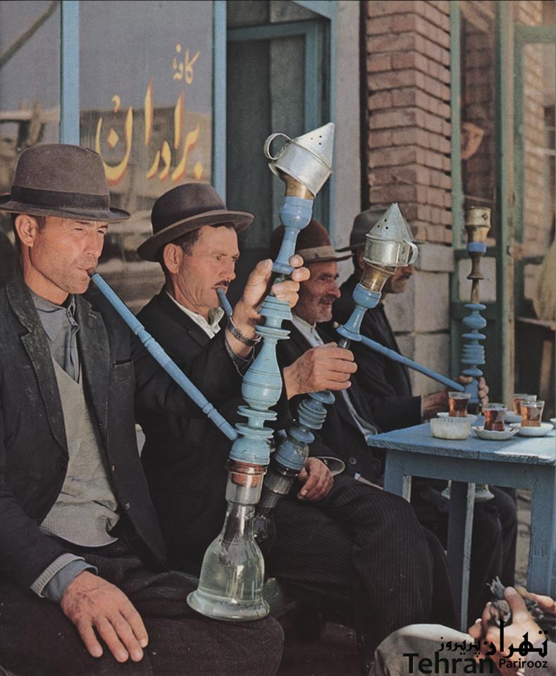 Tehran 1972 Baradan Cafe.jpg