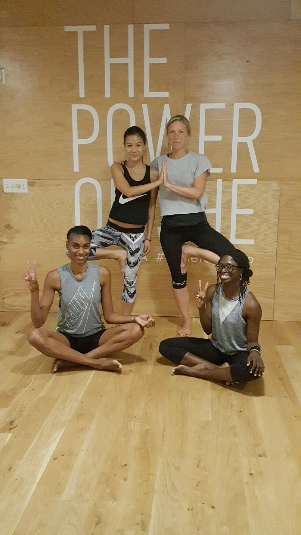 8/15/16 Mellow Mondays: GENTLE at Athleta Flatiron