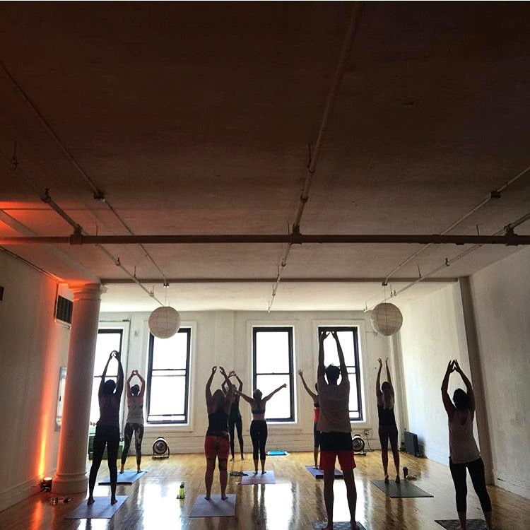"""What a treat to take Sammee's GENTLE class today at Stråla NYC. I'm so proud of the Stråla grads for who they are as people, their integrity & focus in becoming excellent Guides, for their independence & entrepreneurial spirit & perseverance to reach their goals. I'm looking forward to hosting more pop up Strala!"" ~ Tara Stiles, Founder of Stråla Yoga"