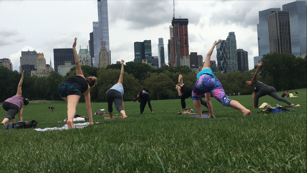 9/3/16 ENERGIZE - Sheep Meadow, Central Park