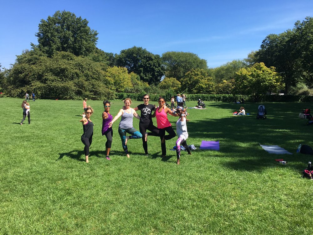 9/17/16 ENERGIZE - Sheep Meadow, Central Park