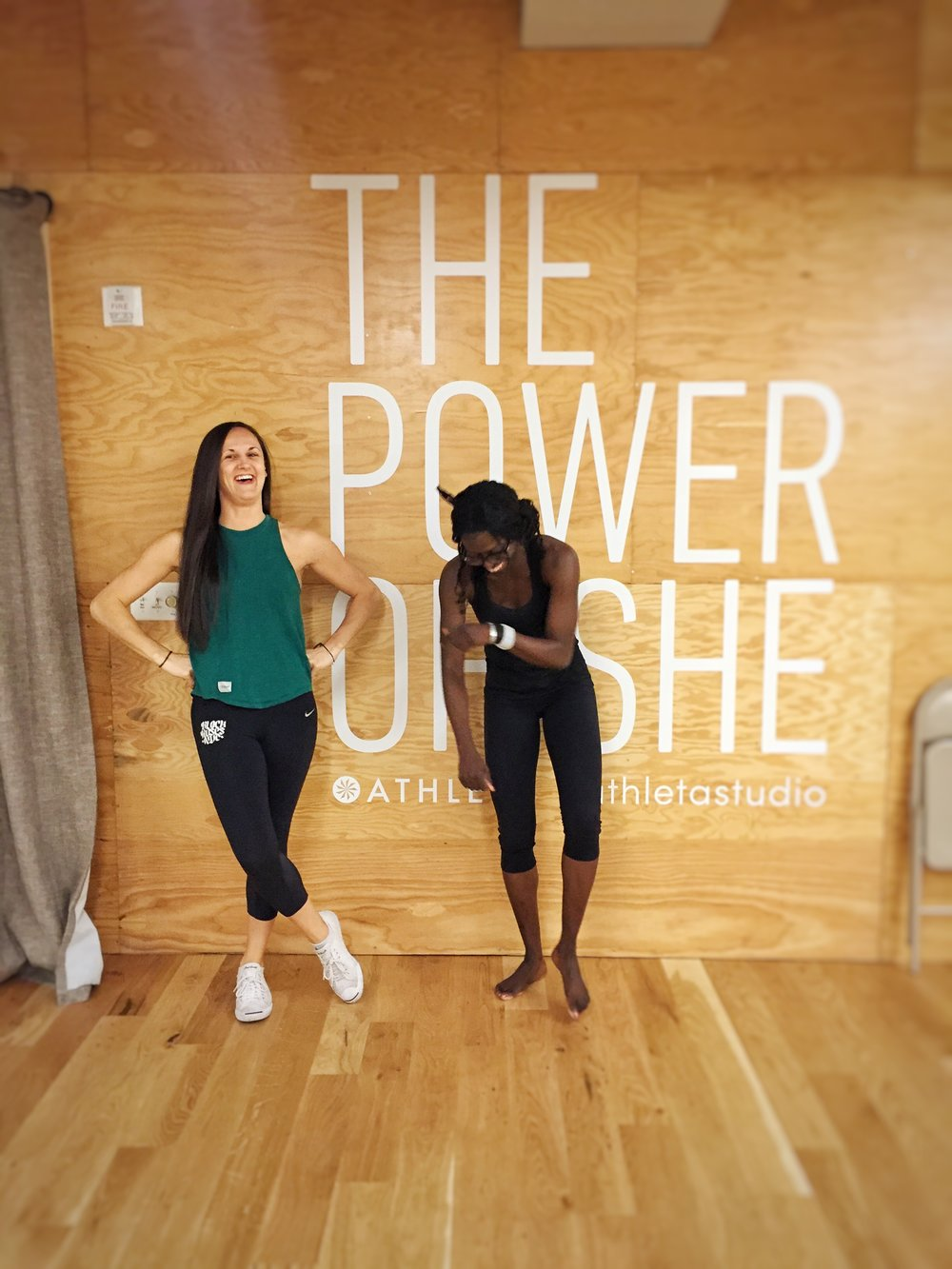 10-31-2016 Mellow Mondays: GENTLE at The Studio inside Athleta Flatiron