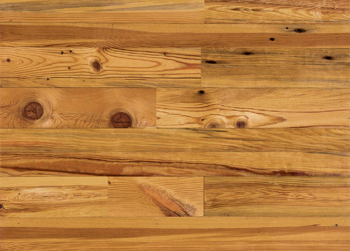 Solid Wood Flooring, Cottage Grade - Reclaimed Heart Pine Flooring,Cottage Grade €� Southern Wood Floors