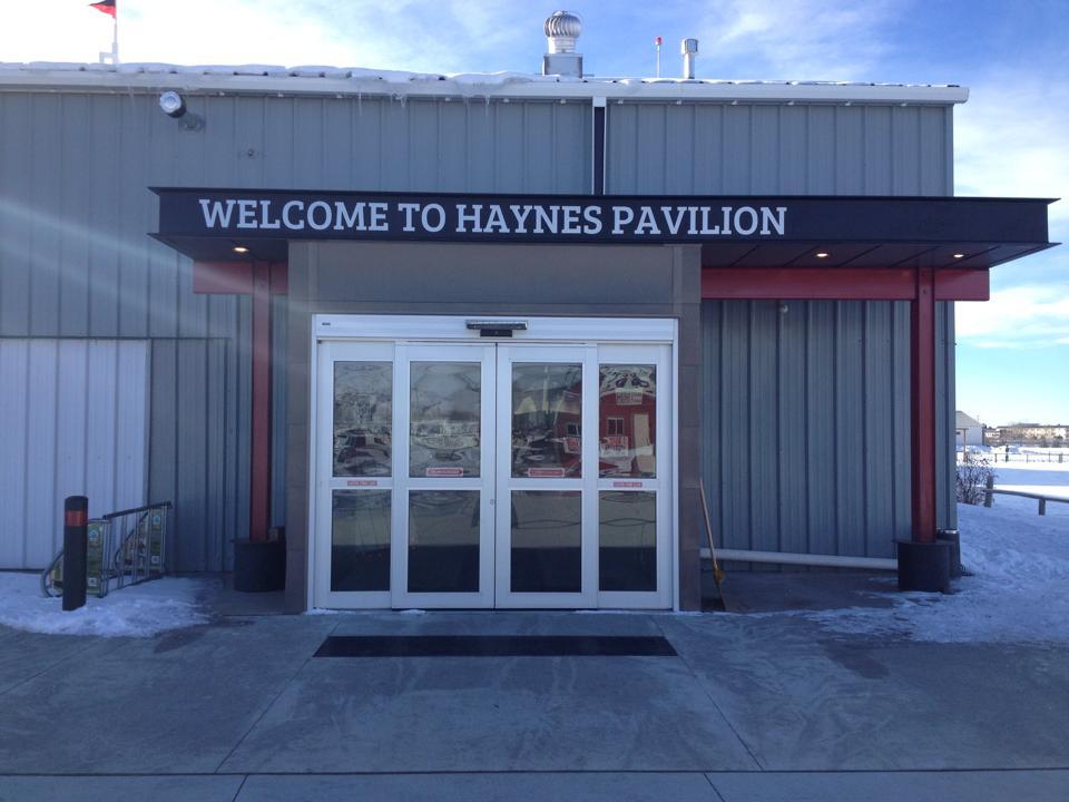 Haynes Pavilion 2016