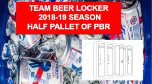 """""""endless"""" beer locker"""