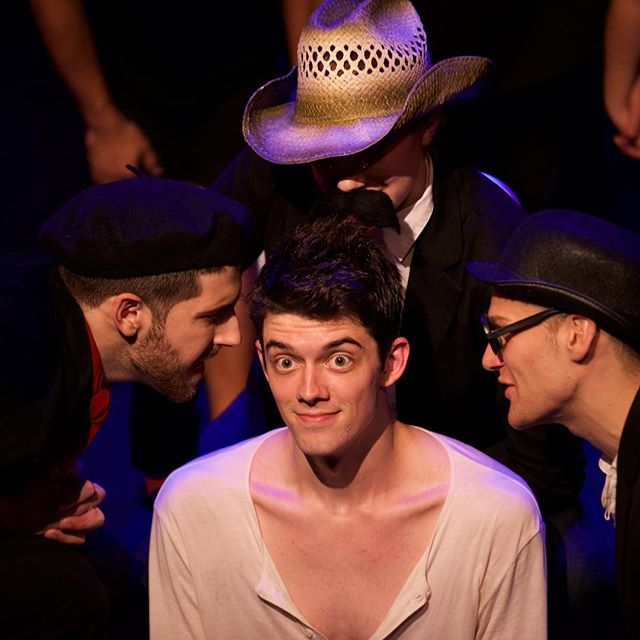International Council of Purity #whoami #queerfringenyc @fringenyc