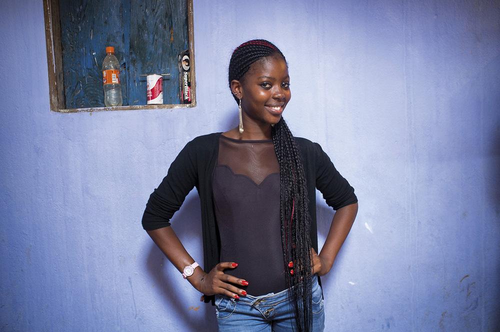Luanda Girl