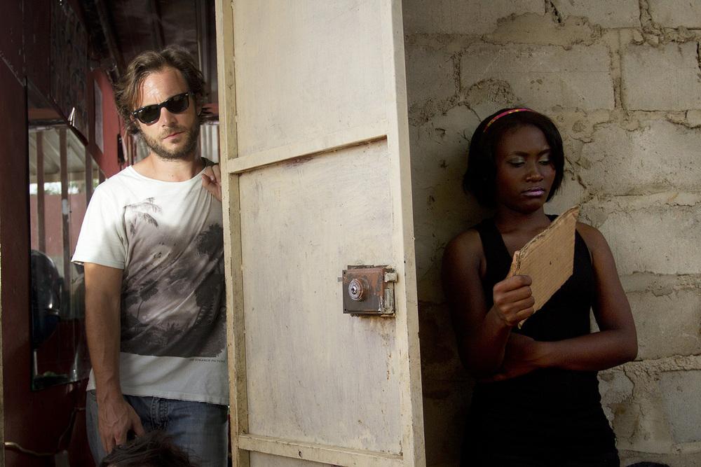The Director - Luanda, Angola