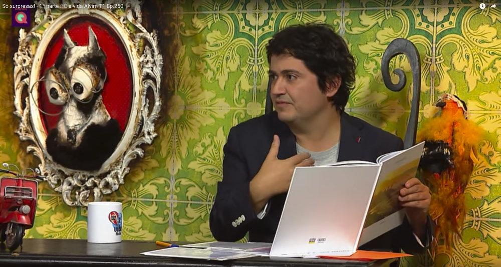 """Canal Q - """"É a vida Alvim"""""""