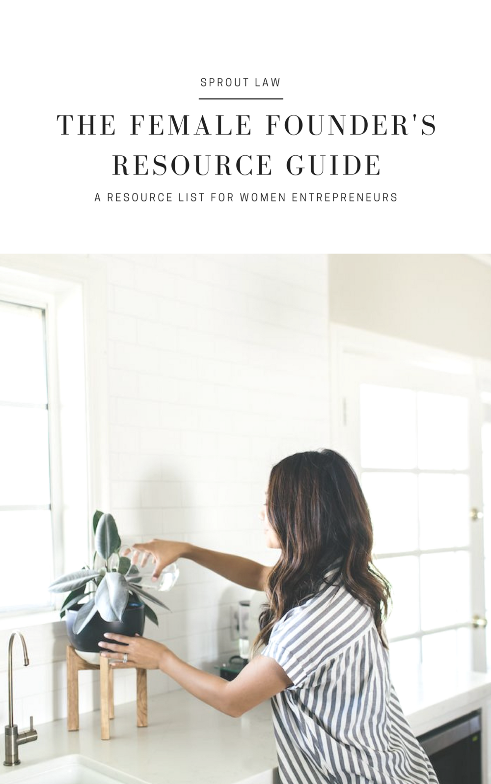 Female Founder Resource Guide - $0