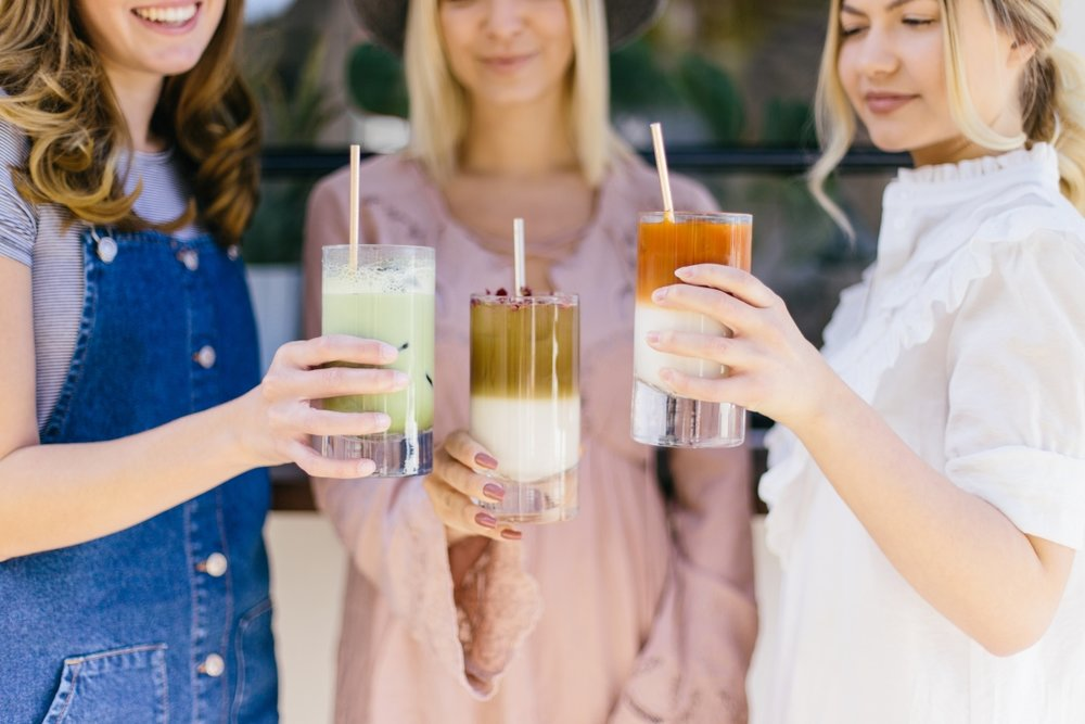 Meet Friends - Join our Facebook community to meet more women business owners + make new friends!