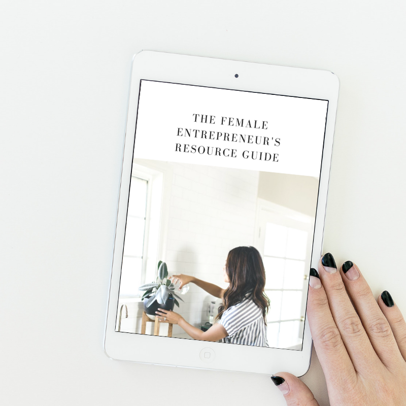 The Female Entrepreneur's Resource Guide - Looking for the best business resources? We found them!