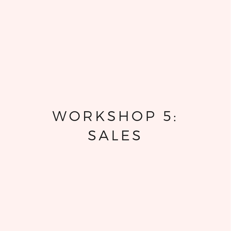 - You'll create a simple sales strategy that works.You'll build a customer experience that keeps people happy.You'll nurture and encourage repeat sales.