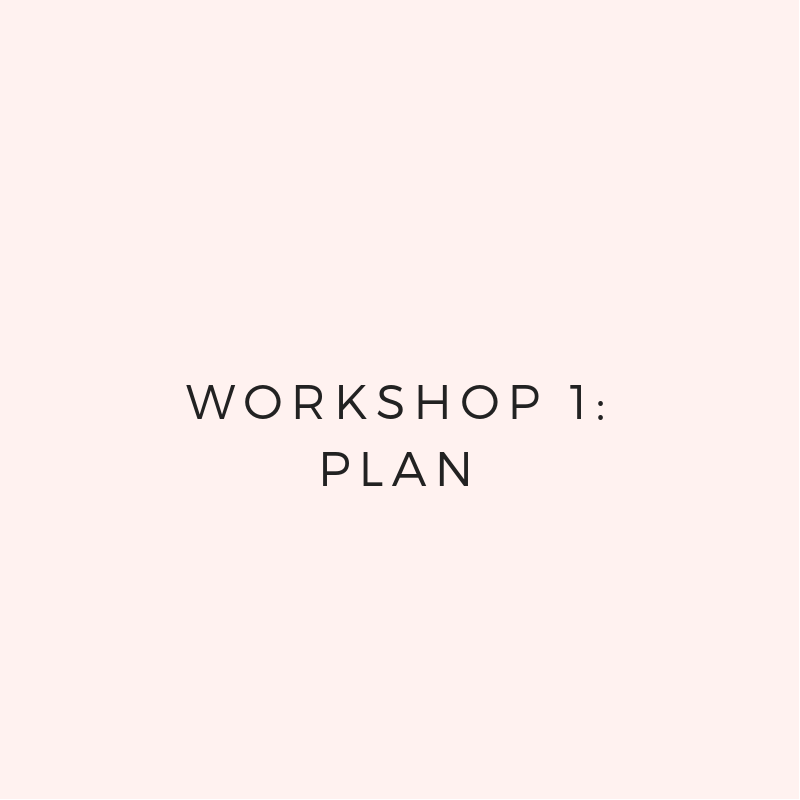 - You'll brainstorm your company vision so you can make it a reality.You'll create a marketing, operations, and financial plan that reach your goal.You'll have a timeline to make it happen.
