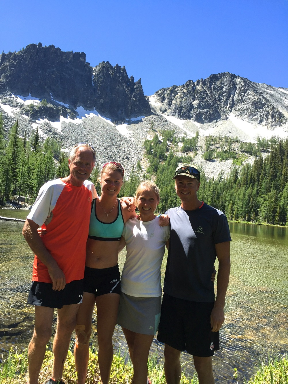 Pretty impressive my parents rock a 3 hour run no problem!