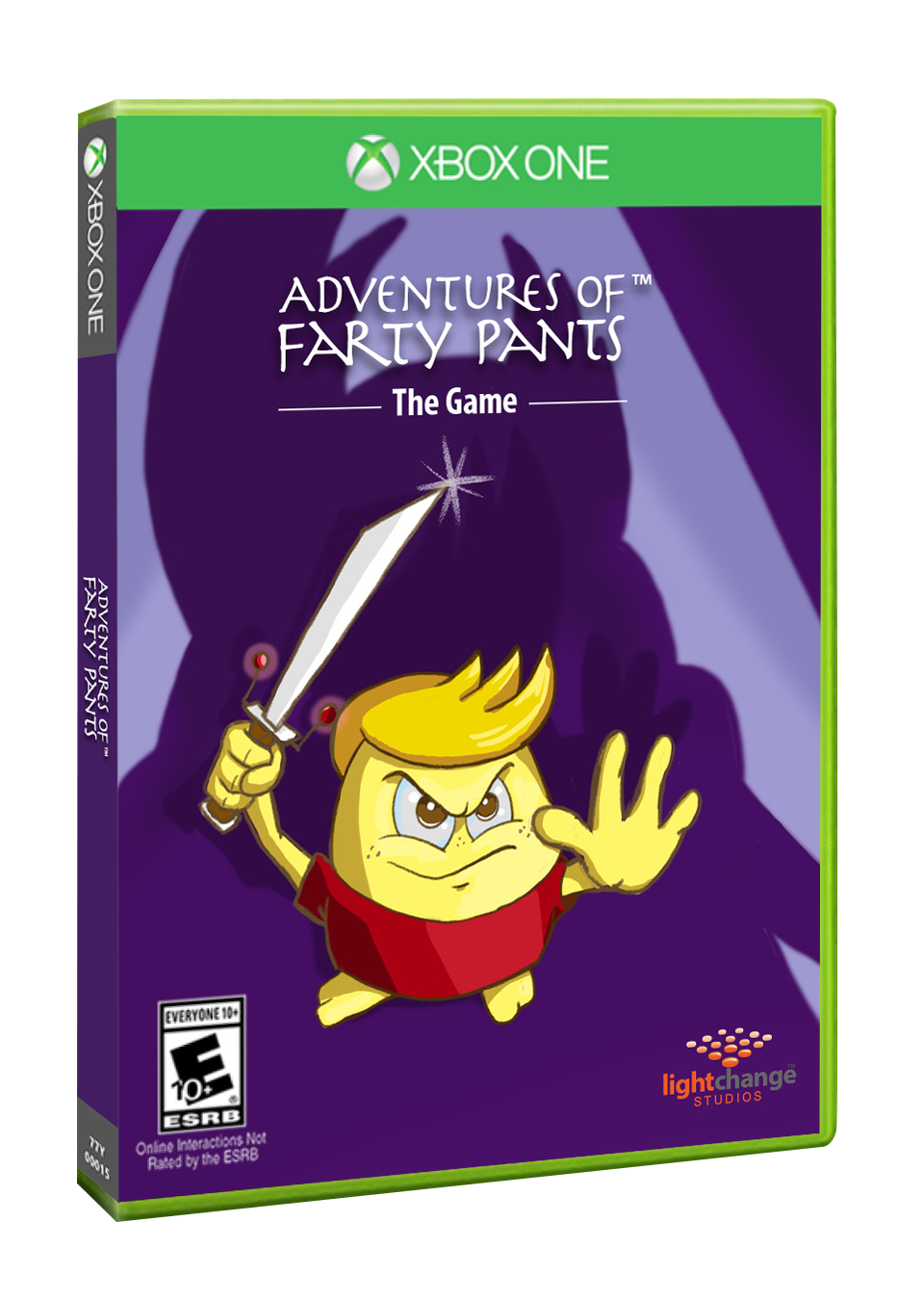Adventures of Farty Pants - Video Game Xbox One