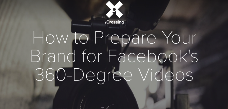 Prepare Your Brand for Facebook 360-Degree Video