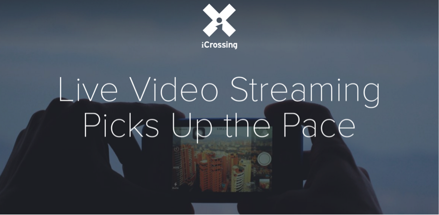 Live Video Streaming Picks Up Pace