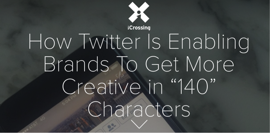 Get More Creative in 140 Characters