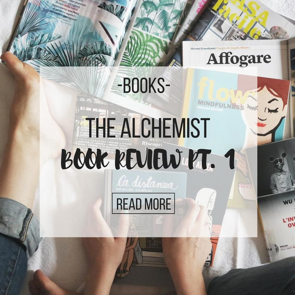 the alchemist book review part writely me
