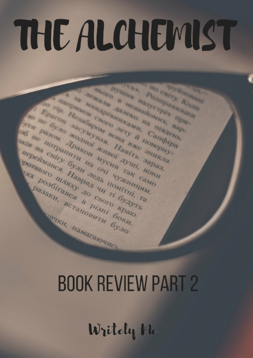 the alchemist book review part writely me the alchemist book review part 2