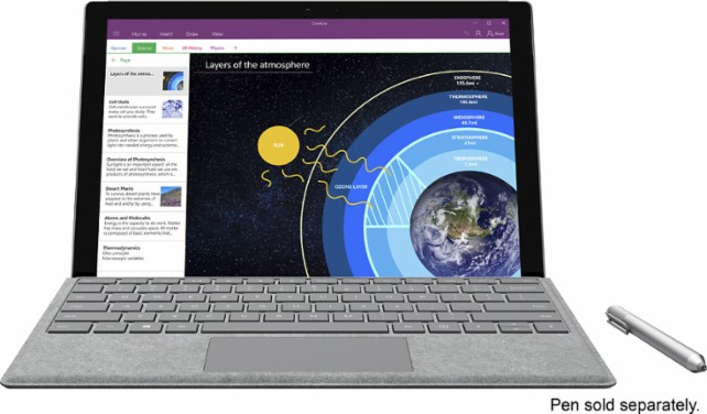 This Microsoft Surface Pro has undergone a $400 discount!