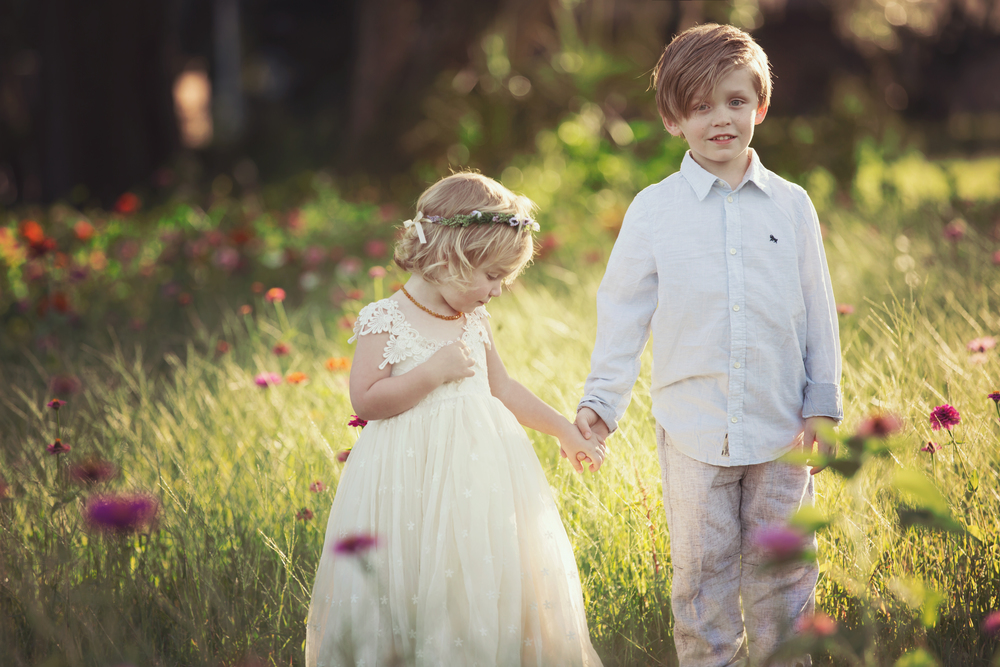 Another Adorable Sibling Session!