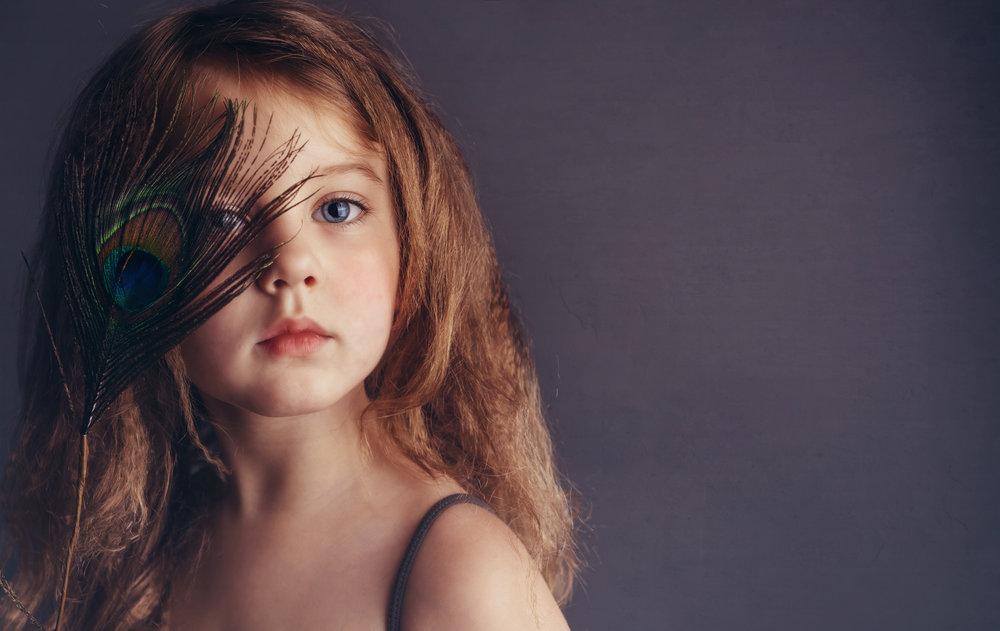 One Girl, One Light Jennifer Lappe Photography